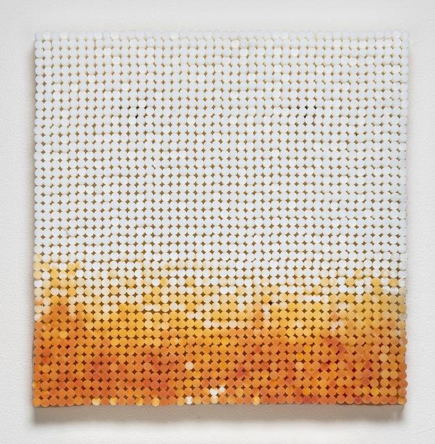 , 'Sunset: Yellow,' 2018-2019, Elizabeth Leach Gallery