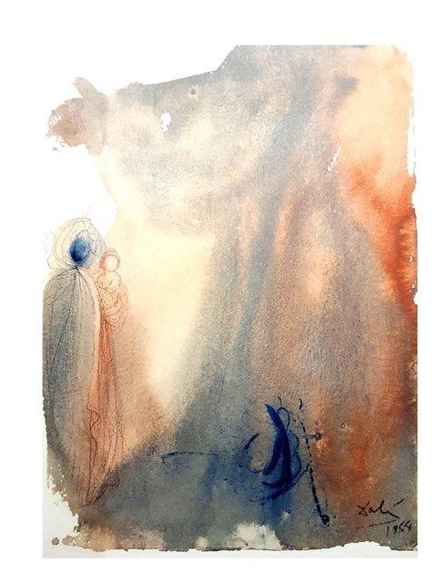 "Salvador Dalí, 'Lithograph ""The Biblia Sacra"" by Salvador Dali', 1969, Galerie Philia"