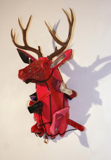 , 'Big Red Buck,' 2007, JAYJAY
