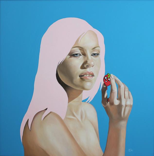 , 'Kawaii,' 2017, Lawrence Alkin Gallery