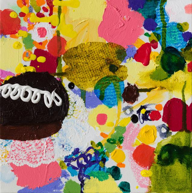 , 'Cupcake,' 2016, Philip Slein Gallery