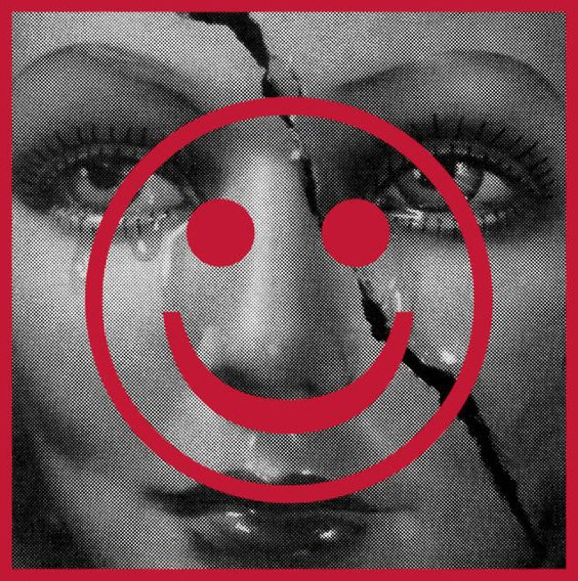 "BARBARA KRUGER ""Tears"", 2012"