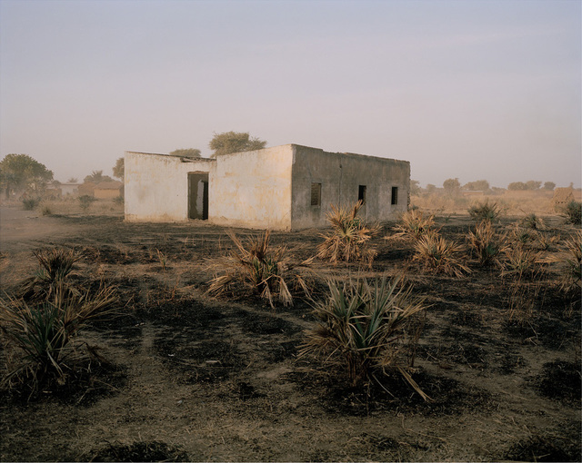 ", '""Nameless Building"", Tchad,' 2012, Podbielski"