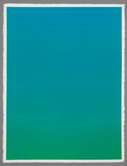 , 'Abstract #30,' 2017, Davidson