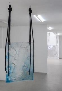 , 'Ghost Work (light blue),' 2016, Galerie Juliètte Jongma