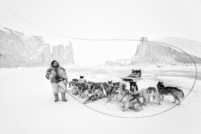 , 'Frozen Highway,' , Paul Nicklen Gallery