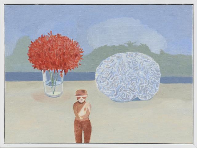 , 'Trilogy,' 2017, Lora Schlesinger Gallery