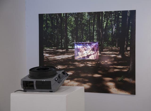 , 'Clearing In The Woods, 1969/2012,' 2012, Nati Hyojin Kim + Kat JK Lee