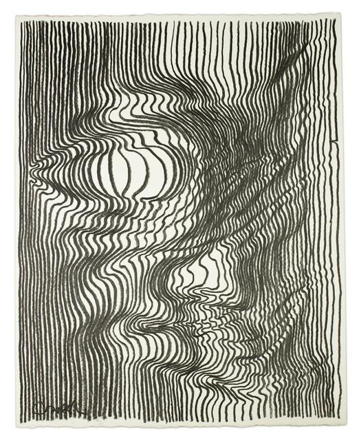 , 'Omicron LXVI,' 2015, Hans Alf Gallery