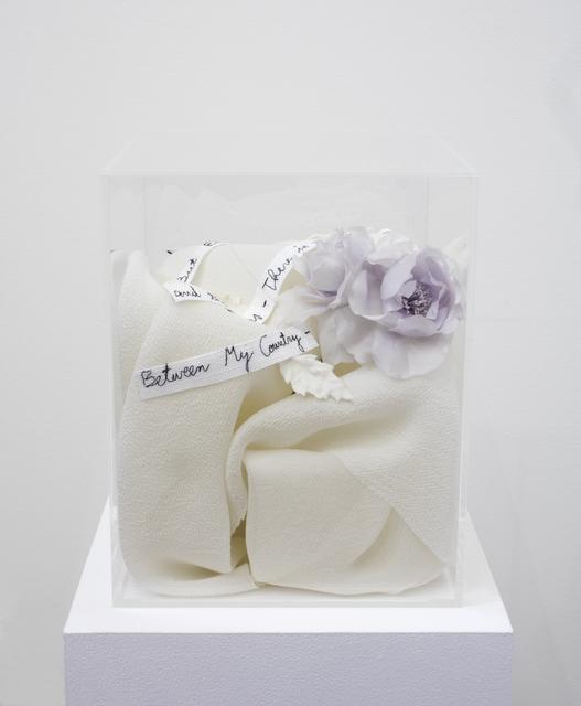 , 'Flowers  (d'après un poème d'Emily Dickinson),' 2018, Buchmann Galerie Lugano