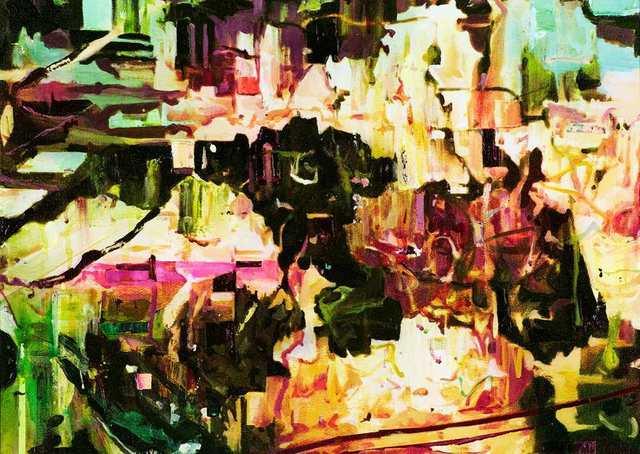 , 'A. V series-2,' 2016, A Thousand Plateaus Art Space