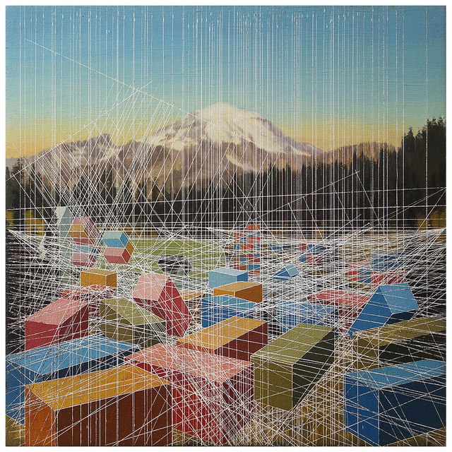 , 'Tipso Lake, After,' 2014, G. Gibson Gallery