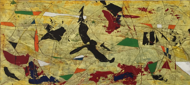 , 'Railyard Birds,' 2015, Matthew Rachman Gallery