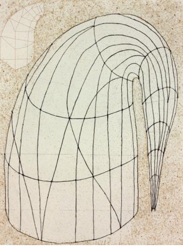 Martin Puryear, 'Untitled (State II), ed. of 40', 2014, Tayloe Piggott Gallery