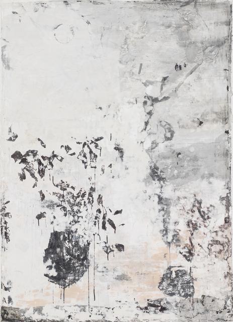 , 'Lake in the Snow #2 湖雪 #2,' 2015-2017, Chambers Fine Art