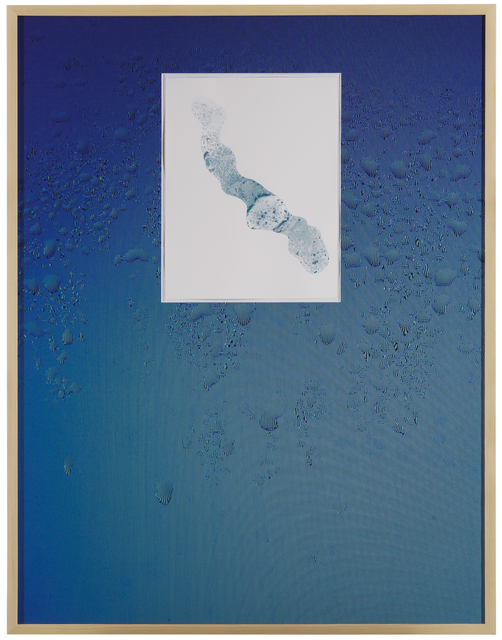 Sandra Vaka Olsen, 'Pxel Water Horizon 01', 2013, Nordic Contemporary Art Collection
