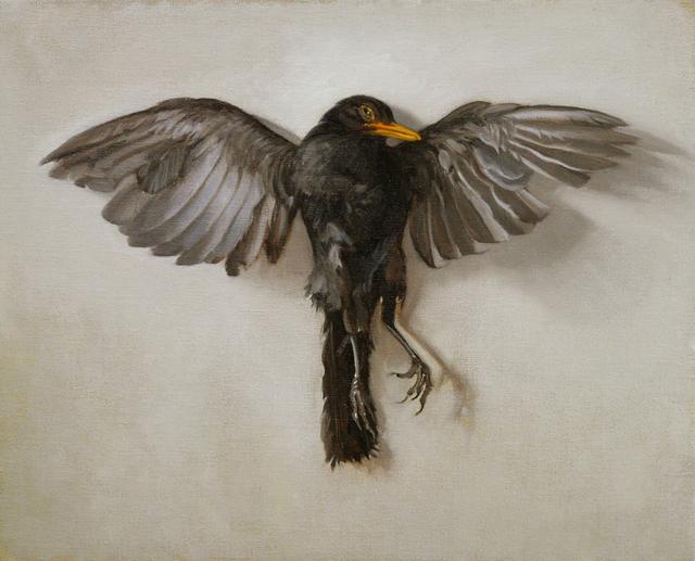 , 'Blackbird,' 2017, The Biscuit Factory