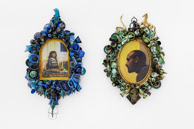 , 'Oliver-John + Emmanuel,' 2019, Gallery MOMO
