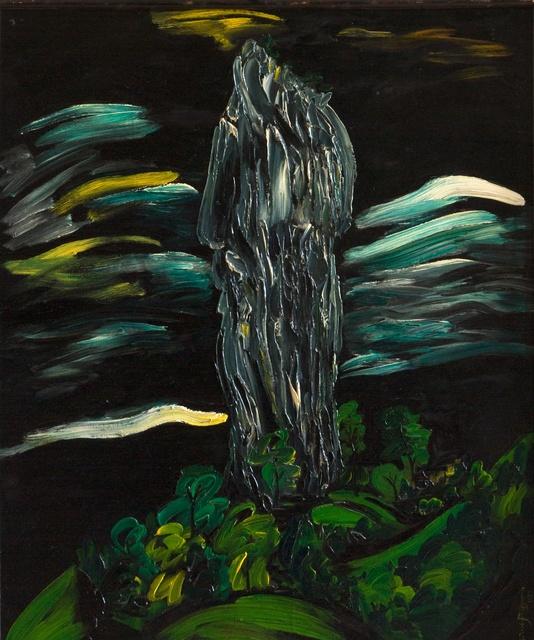 , 'Katskhi's Column,' 1979, Galerie Kornfeld
