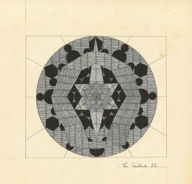, 'God is a circle,' 2010, Galerie Zwart Huis