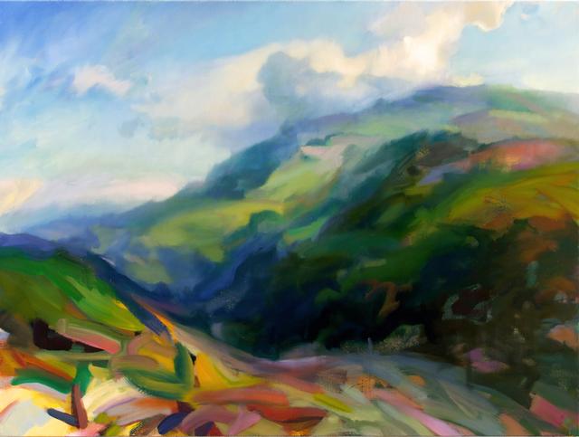 , 'Blue Hills,' , Maybaum Gallery