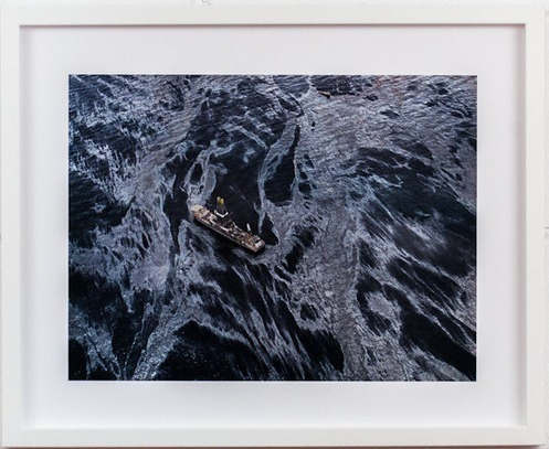 Edward Burtynsky, 'Oil Spill #2 Discoverer Enterprises, Gulf of Mexico, May 11 2010', 2010, Caviar20