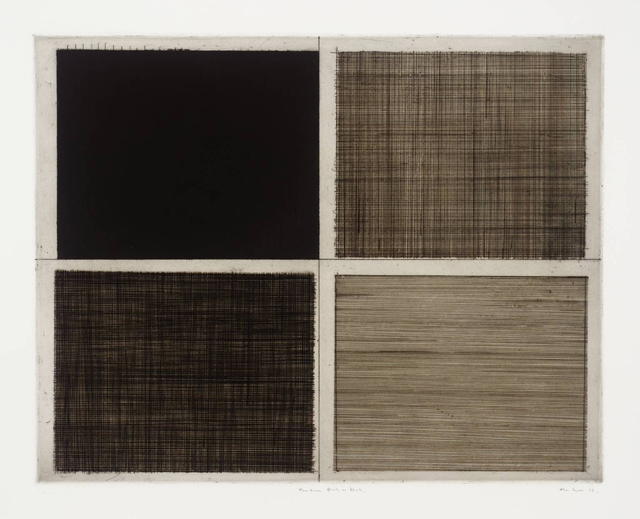 , 'Four to One (Set of 9),' 1976, The Mayor Gallery