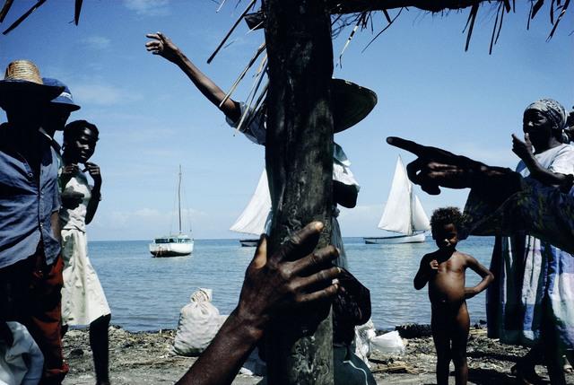 , 'La Gonave. Etroits. Haiti. ,' 1986, Magnum Photos