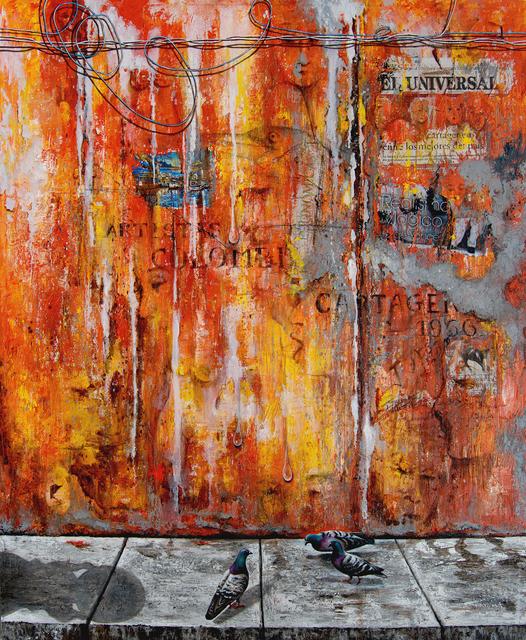 , 'El Universal,' , Art Village Gallery
