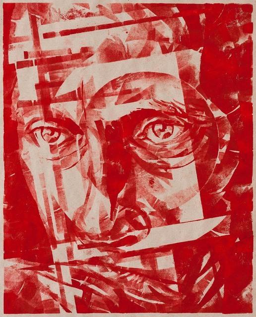 ", '""The way. 3"",' 2017, Krokin Gallery"
