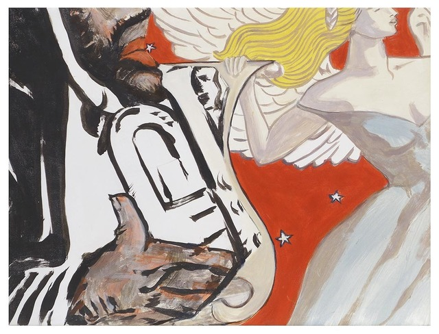 , 'Trumpet/Angel,' 2001, Pavel Zoubok Gallery