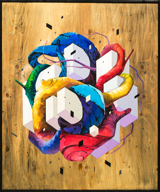 , 'Struggling  ,' 2017, GCA Gallery