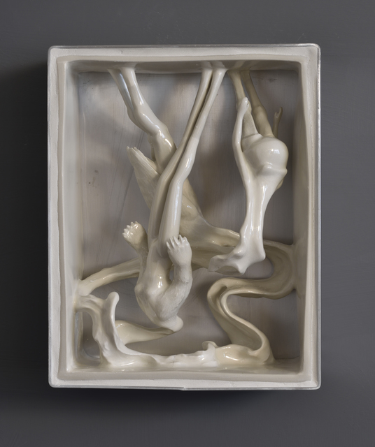 Louise Hindsgavl, 'Becoming Undone #1', 2019, Hans Alf Gallery