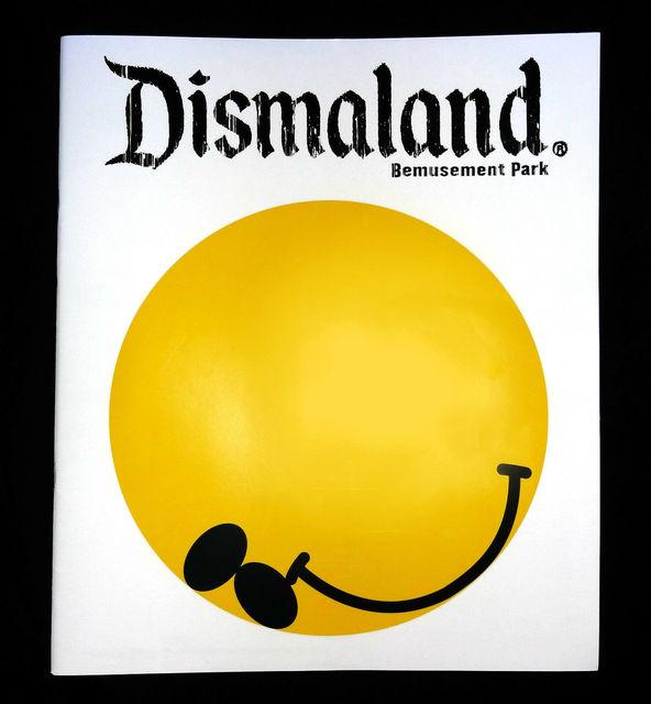 Banksy, 'BANKY DISMALAND PROGRAMME SOUVENIR COLLECTORS BOOK', 2015, Arts Limited