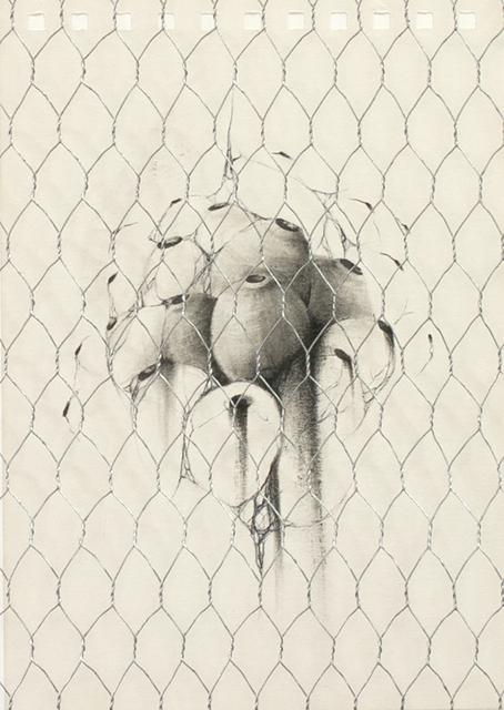 , 'g 19/33d,' 2015, Galerie Isabelle Lesmeister