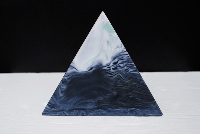 , 'Aura Ocean Pyramid,' 2016, CORDESA