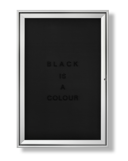 , 'Untitled (Black is a colour) ,' 2008, Barbara Gross