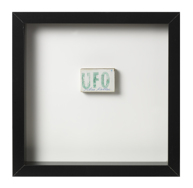 , 'Untitled U.F.O.(Matchbox),' , The Mayor Gallery