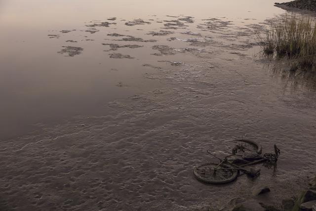 , 'Bike in Swamp near NJMC 1-E Landfill,' 2017, Soho Photo Gallery