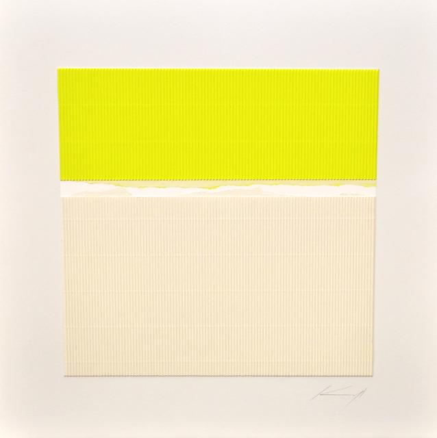 Edgar Knoop, 'Horizonte 11', 2015, O-68