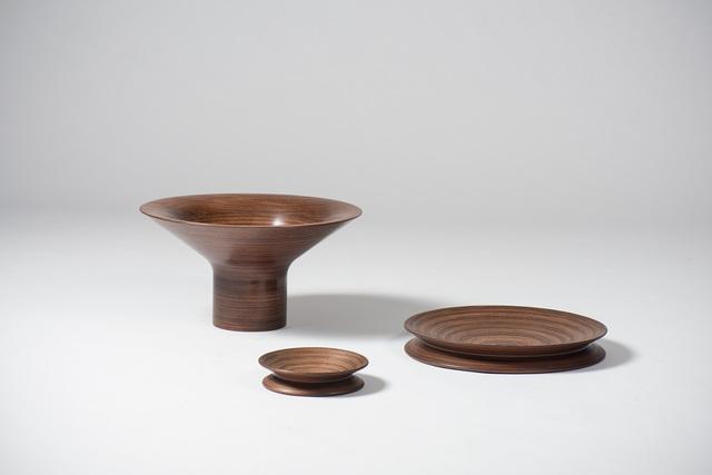 , 'Wooden objects,' 1981, Casati Gallery