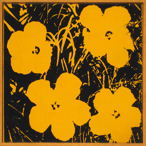 Richard Pettibone, 'Warhol Flowers 1964', 1970, Collectors Contemporary
