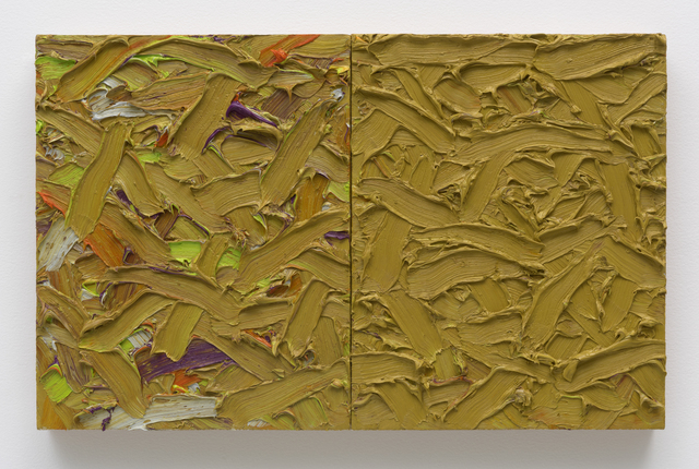 , 'Abstract Diptych #39,' 2016, Roberts Projects