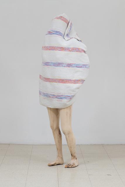 , 'Une silhouette emballée (Madame Choui),' 2017, Art Mûr