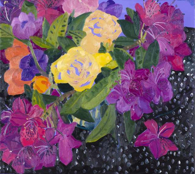 , 'Floral Study,' 2017, Hashimoto Contemporary
