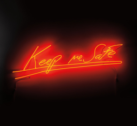 Tracey Emin, 'Keep Me Safe,' 2006, Phillips: 20th Century and Contemporary Art Day Sale (November 2016)