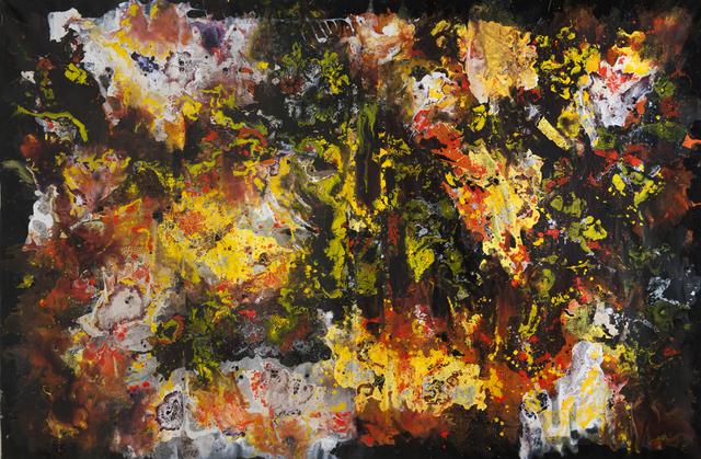 , 'Sea of Madness,' 2014, Yavuz Gallery