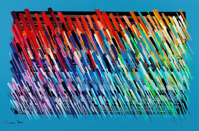 , 'Oceano,' 2016, Blue Gallery