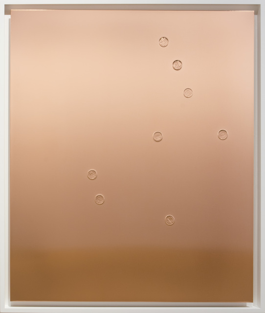 , 'Pocket Universe #11 (Copper),' 2016, Highpoint Editions