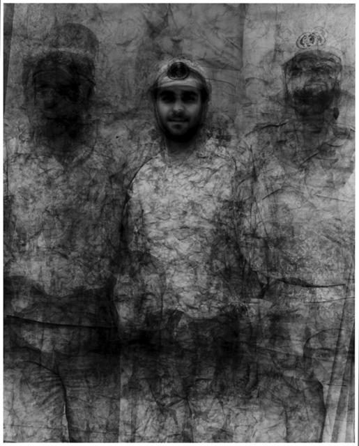 , '23 Soldiers of the Iranian Army, September 8, 2011, Kermanshah, Iran,' 2011, Blindspot Gallery